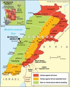 FCO 301 - Lebanon Travel Advice Ed16 [WEB]