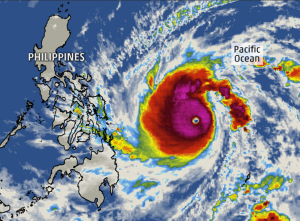 Typhoon-Hagupit