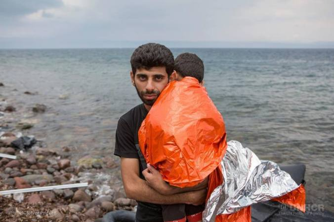 4 UNHCR from Aleppo to Lesvos
