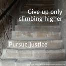13 pursue justice