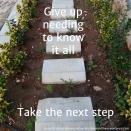 6 take the next step
